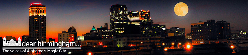 Dear Birmingham header image 1