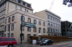 Former SMN building