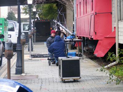 Salvador video crew