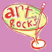 2007 Art on the Rocks logo
