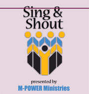 Sing and Shout logo