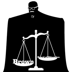 Thurgood Marshall icon by Christopher Davis