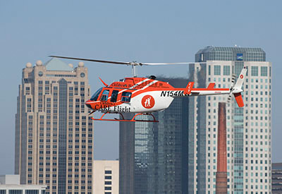 Children's Hospital gets new helicopterThe Terminal ...