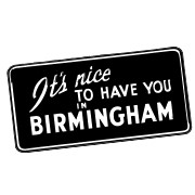 It's Nice to Have You in Birmingham logo