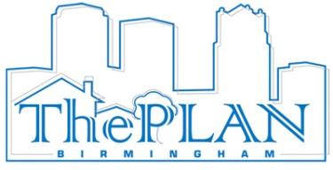 Birmingham Comp Plan logo.